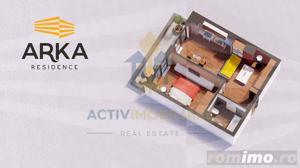 Apartament 2 camere, lux, 44 mp, zona Garii, 59.500 Euro - imagine 7