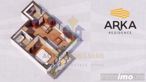 Apartament 2 camere, lux, 44 mp, zona Garii, 59.500 Euro - imagine 12