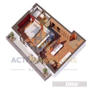 Apartament 2 camere, lux, 44 mp, zona Garii, 59.500 Euro - imagine 6