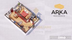 Apartament 2 camere, lux, 44 mp, zona Garii, 59.500 Euro - imagine 4