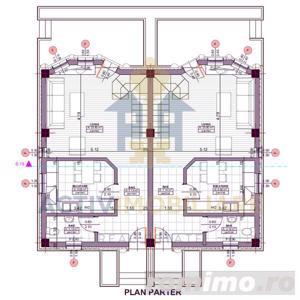 Vila tip duplex, 130 mp utiliti, Copou Aleea Sadoveanu - imagine 9