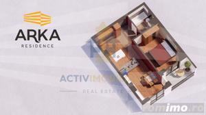 Apartament 2 camere, lux, 44 mp, zona Garii, 59.500 Euro - imagine 5