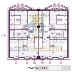 Vila tip duplex, 130 mp utiliti, Copou Aleea Sadoveanu - imagine 8