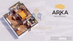 Apartament 2 camere, lux, 44 mp, zona Garii, 59.500 Euro - imagine 3