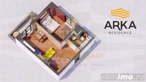 Apartament 2 camere, lux, 44 mp, zona Garii, 59.500 Euro - imagine 13