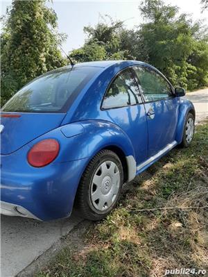 Vw Beetle 1.6i 101cp euro4 inmatriculat TOP! - imagine 3