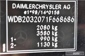 Mercedes c220 an:2005=avans 0 % rate fixe aprobarea creditului in 2 ore=autohaus vindem si in rate - imagine 18