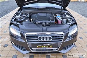 Audi A4 an:2009=avans 0 % rate fixe aprobarea creditului in 2 ore=autohaus vindem si in rate - imagine 17