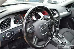 Audi A4 an:2009=avans 0 % rate fixe aprobarea creditului in 2 ore=autohaus vindem si in rate - imagine 14