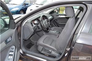 Audi A4 an:2009=avans 0 % rate fixe aprobarea creditului in 2 ore=autohaus vindem si in rate - imagine 15