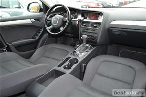 Audi A4 an:2009=avans 0 % rate fixe aprobarea creditului in 2 ore=autohaus vindem si in rate - imagine 7