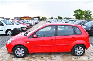 Ford Fiesta an:2007=avans 0 % rate fixe aprobarea creditului in 2 ore=autohaus vindem si in rate - imagine 4