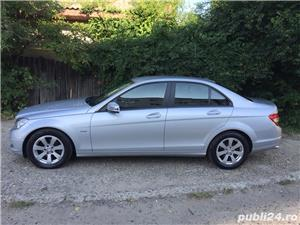 Mercedes-benz Clasa C180 CGI BlueEfficiency Euro5 - imagine 2