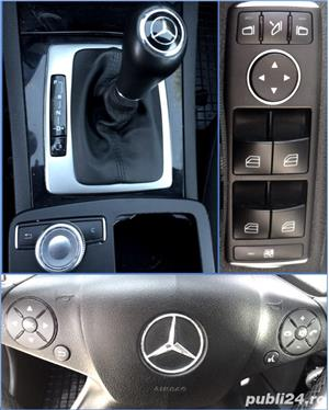 Mercedes-benz Clasa C180 CGI BlueEfficiency Euro5 - imagine 7
