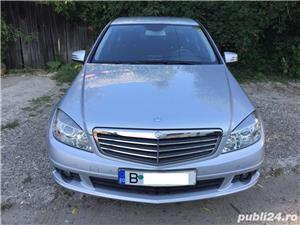 Mercedes-benz Clasa C180 CGI BlueEfficiency Euro5 - imagine 1