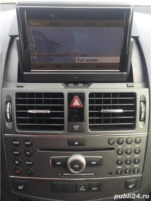 Mercedes-benz Clasa C180 CGI BlueEfficiency Euro5 - imagine 8