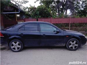 Ford Mondeo benzina 2001 inmatriculat - imagine 2