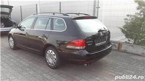 Wv golf 6,an 2011,diesel,euro 5, impecabil.adus recent.  - imagine 7