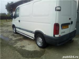 Opel Movano - imagine 4