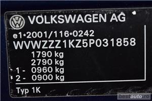 Vw Golf 5 = LIVRARE GRATUITA/Garantie/Finantare/Buy-Back - imagine 18