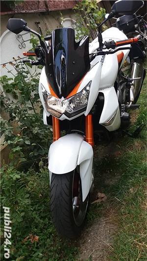 Kawasaki Z1000 / Abs / 2008 / recent inmatriculat - imagine 3