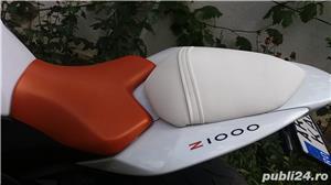 Kawasaki Z1000 / Abs / 2008 / recent inmatriculat - imagine 9