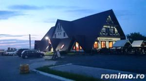 Pensiune 10 camere, Restaurant,Terasa,langa Lac - imagine 1