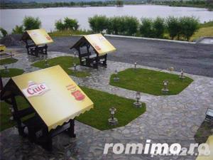 Pensiune 10 camere, Restaurant,Terasa,langa Lac - imagine 7