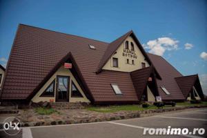 Pensiune 10 camere, Restaurant,Terasa,langa Lac - imagine 11