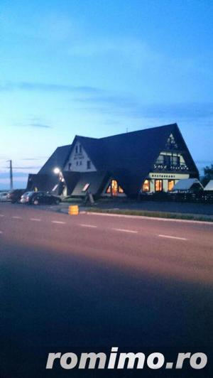 Pensiune 10 camere, Restaurant,Terasa,langa Lac - imagine 13