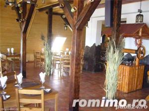 Pensiune 10 camere, Restaurant,Terasa,langa Lac - imagine 5