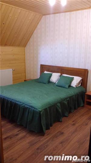 Pensiune 10 camere, Restaurant,Terasa,langa Lac - imagine 9