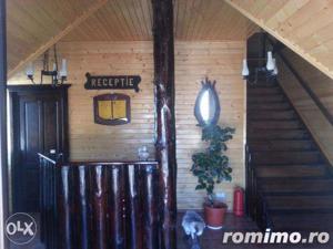 Pensiune 10 camere, Restaurant,Terasa,langa Lac - imagine 2