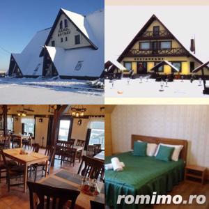 Pensiune 10 camere, Restaurant,Terasa,langa Lac - imagine 4