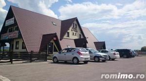 Pensiune 10 camere, Restaurant,Terasa,langa Lac - imagine 12