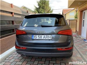 Audi Q5 Quattro S-Line interior/exterior, 2.0 TDI 177 CP, Euro5/AdBlue, 2013, Full Options - imagine 7