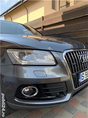 Audi Q5 S-LINE interior/exterior, 2.0TDI 177 CP,  4x4 Quattro, euro5/AdBlue, 2013, Full - imagine 12