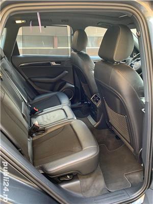 Audi Q5 S-LINE interior/exterior, 2.0TDI 177 CP,  4x4 Quattro, euro5/AdBlue, 2013, Full - imagine 13