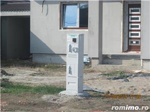 e) Mosnita Noua, teren ideal pt casa unifamiliara, zona locuita, utilitati - imagine 5