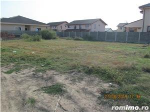 e) Mosnita Noua, teren ideal pt casa unifamiliara, zona locuita, utilitati - imagine 1
