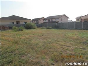 e) Mosnita Noua, teren ideal pt casa unifamiliara, zona locuita, utilitati - imagine 4