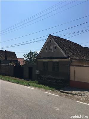 Vand casa saseasca in Seica Mare (Sibiu) central cu teren de 1500 m - imagine 12
