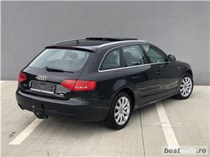 Audi A4 2.0 TDI 170 CP 2010 *Led*Xenon*Panoramic*Piele* S-line * FULL FULL OPTIONS - imagine 3