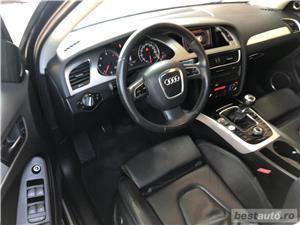 Audi A4 2.0 TDI 170 CP 2010 *Led*Xenon*Panoramic*Piele* S-line * FULL FULL OPTIONS - imagine 7