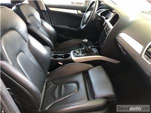 Audi A4 2.0 TDI 170 CP 2010 *Led*Xenon*Panoramic*Piele* S-line * FULL FULL OPTIONS - imagine 5