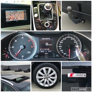 Audi A4 2.0 TDI 170 CP 2010 *Led*Xenon*Panoramic*Piele* S-line * FULL FULL OPTIONS - imagine 9