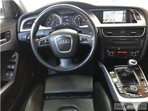 Audi A4 2.0 TDI 170 CP 2010 *Led*Xenon*Panoramic*Piele* S-line * FULL FULL OPTIONS - imagine 11