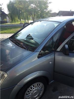 Opel Meriva 1.6 Benzina an 2004 Masina de Familie - imagine 2