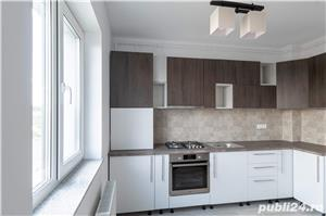 Apartament 3 camere, la cheie, cu 2 balcoane,89,81 mp utili,Fundeni,Dobroesti - imagine 4
