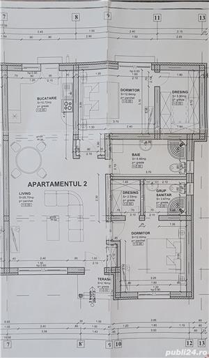 Proprietar vand 1/2 duplex parter in Mosnita Noua - imagine 17